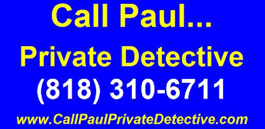 LA Private Investigator