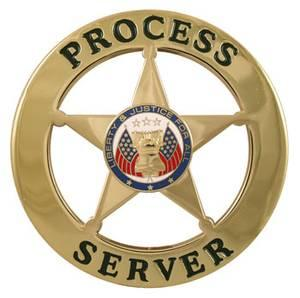 burbank legal process server
