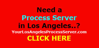 Your Los Angeles Process Server Contact us