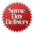 same day delivery process service