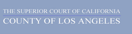 Los Angeles Superior Court Efiling